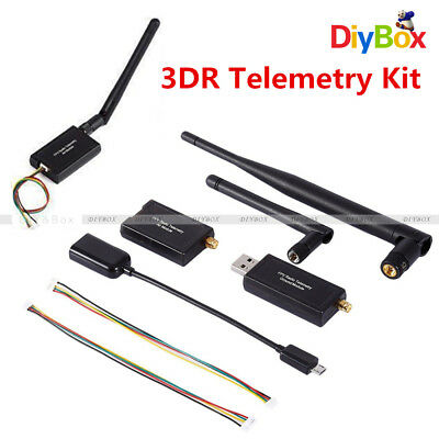 3DR Telemetry Kit Radio Wireless 915Mhz Module USB for APM2.6 APM2.8 Pixhawk PX4