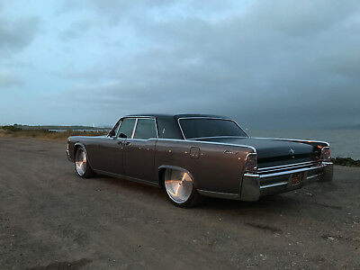1965 Lincoln Continental  Gorgeously Restored 1965 Lincoln Continental w/Suicide Doors