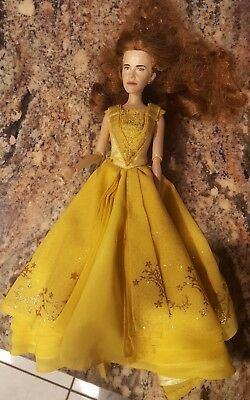 Disney Store Beauty And The Beast Belle Doll Live Action Emma Watson