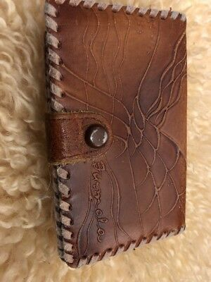 Vintage Leather Furmala Wallet