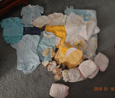 Vintage Antique Baby clothing