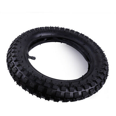 12.5 x 2.75 (12 1/2 x 2 3/4) Tire Tyre & Tube Fit 47cc 49cc Pocket Bike Scooters