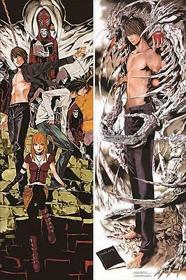 3e20f976ab HOT Japanese BL Anime Otaku Dakimakura DEATH NOTE Hugging Body Pillow Case  Cover