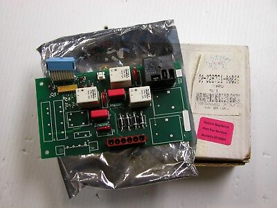 Hobart Control Board Relay for Model  LX18 LX30 328721  Dishwasher Sanitizer