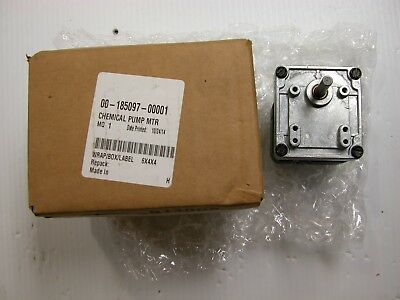 Hobart Chemical Pump Motor for Model  LX18 LX30 185097  Dishwasher Sanitizer
