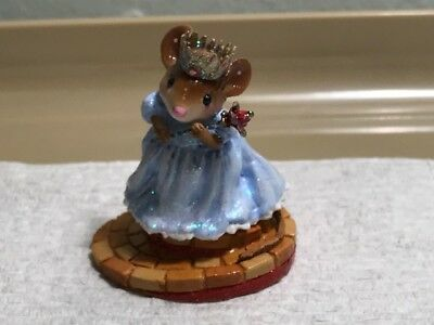 Wee Forest Folk WW0-7 Glinda the Good Witch from The Wizard of Oz set