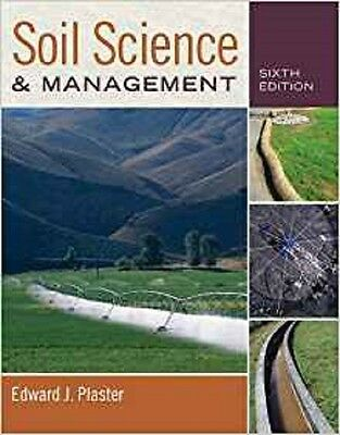 Soil Science and Management by Plaster 6th International Softcover Ed Same Book