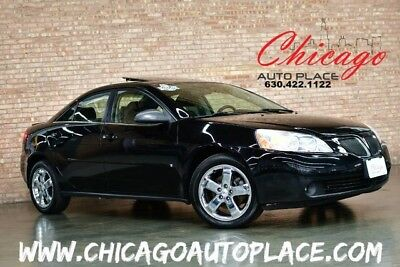 2007 Pontiac G6 GT - 1 OWNER CLEAN CARFAX LEATHER SUNROOF HEATED S 2007 Pontiac G6 GT - 1 OWNER CLEAN CARFAX LEATHER SUNROOF HEATED S 97260 Miles B