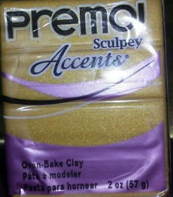 Sculpey Premo 2oz 18K GOLD