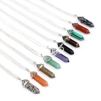 26 Colors Alloy Choker Bib Statement Pendant Chain Collar Necklace Charm Jewelry