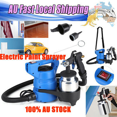 650W Electric Painting Sprayer Gun 1000mL Paint Container Home Improvement Tool