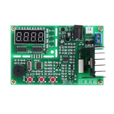 DC 12V Battery Capacity Tester Lithium Test Life Internal Resistance Analyzer