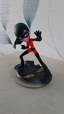 Disney Infinity figures The Incredibles Violet