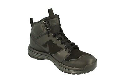 best website 94d97 9c985 Nike Dual Fusion Hills Mid Leather Mens Hi Top Trainers 695784 Shoes 004