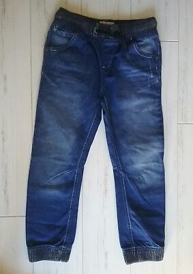 Boys NEXT cuff ankle JEANS Age 8