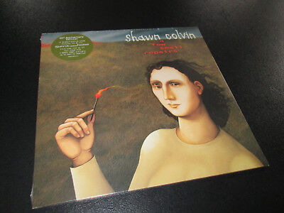 "SHAWN COLVIN Vinyl LP "" A Few Small Repairs "" folk rock MINT sealed country"
