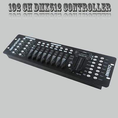 192 Channel Operator Console Controller For Stage DJ Party Lighting DMX512 US