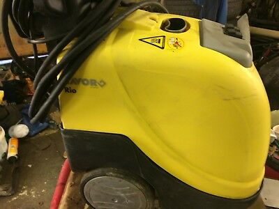 lavor rio 1108 hot cold pressure washer diesel electric