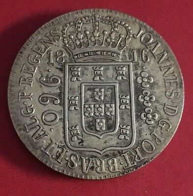 "Portugal 🇵🇹 Brasil, Medal 🏅 Or Coin ? Not SILVER ,""""NOT REAL"""". Lot # 4094"