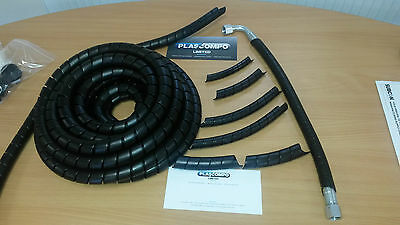 Plastic Hose Guard / Cable Protector / Spiral Wrap - Various Sizes