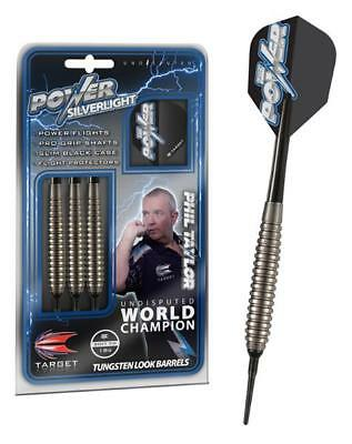 Target Phil Taylor Silverlight Softdarts 18g, Dartpfeile, E-Darts, Softdarts