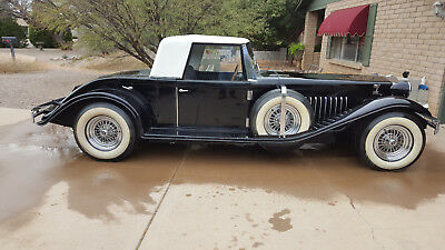 1979 Replica/Kit Makes REPLICA ROLLS ROYCE  1979 SPECIAL CONSTRUCTION 1931 ROLLS ROYCE HAND MADE IN THE PHILLIPINES