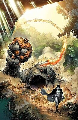 Marvel Two-In-One #2 Legacy Marvel Comics 1st Print NM 01/24/18