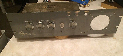 Vintage Viking RP-62 tube-type tape electronics mono channel preamp