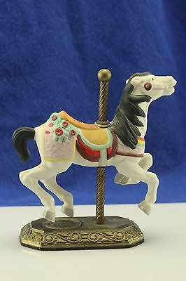 Vintage Willitts Designs Carousel Memories Carousel Horse. Limited Edition.