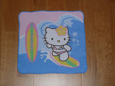 Hello Kitty Surfing Surfen Waschlappen kleines Handtuch Hawaii Aloha Magic Towel