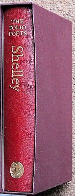 """The Folio Poets: Percy Bysshe Shelley, Collected Poems"" Folio Society, 2008"