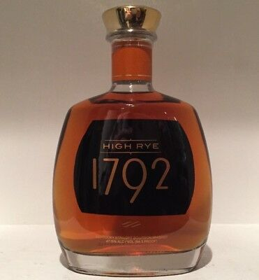 1792 High Rye Bourbon Whiskey - Pappy Van Winkle Stagg Buffalo Trace