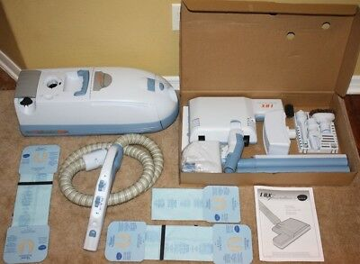 RECONDITIONED Aerus Electrolux LUX Guardian canister HEPA SEALED vacuum cleaner