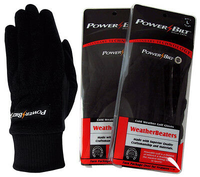 POWERBILT Weather Beaters | Winter-Handschuhe | Herren | Größe: Large +++ NEU