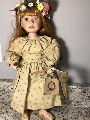 The Boyds Collection ~ Yesterday's Child Doll ~ ARIEL with YENTA ~ Premiere Ed ~