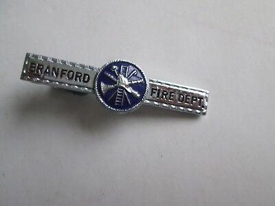 Branford Connecticut Fire Department Tie Clip