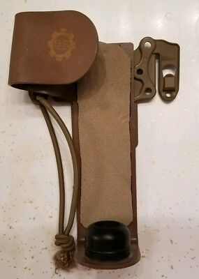S&S Precision M320 Grenade Launcher Holster COYOTE Tan Left Hand SEALs DEVGRU