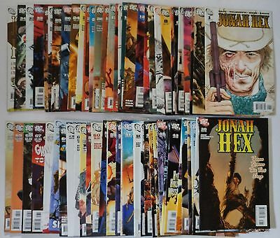 DC-Jonah Hex #1-70 Complete Series-First Prints-Western