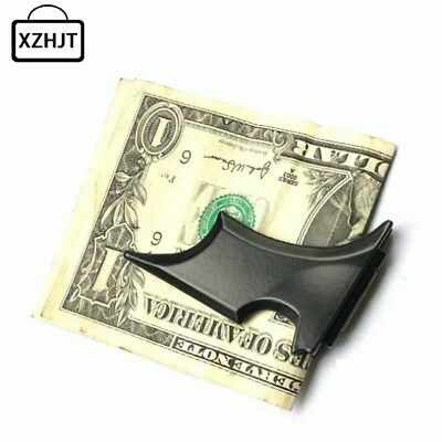 Batman money clip batarang collection gift magnet DC superhero cardholder portab