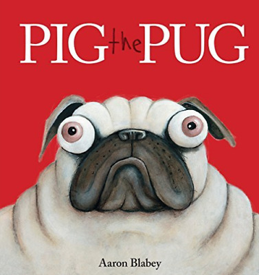 Blabey Aaron-Pig The Pug  (US IMPORT)  HBOOK NEW