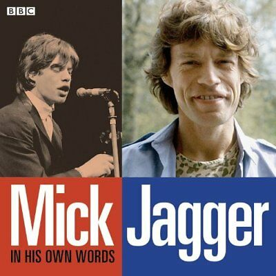 Jagger, Mick-Jagger, Mick - In His Own Words  (US IMPORT)  CD NEW