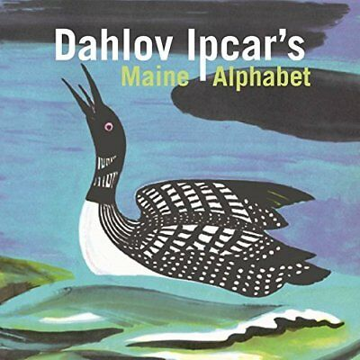 `Ipcar, Dahlov`-Dahlov Ipcar`S Maine Alphabet  (US IMPORT)  BOOK NEW