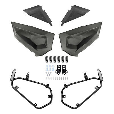 SET Left & Right Lower Door Panels for POLARIS RZR XP, S & Turbo 1000 2014-2018