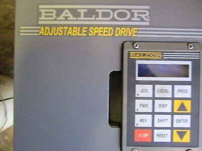 Baldor Variable Speed Motor Control (Parts Only)