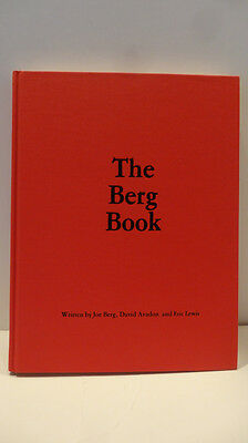 The Berg  Book 1st Edit Many Effects By Okito & Berg See decription for index