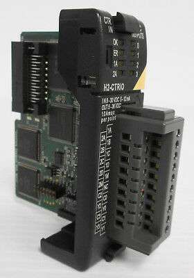 AutomationDirect PLC Direct H2-CTRIO Counter Module High Speed DC 8-In 4-Out