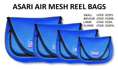 Asari Spinning Reel Bags - Size Small