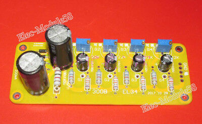 Electron Tube Amp Negative Grid Bias Power Supply Adjustable 4channel for PP SE