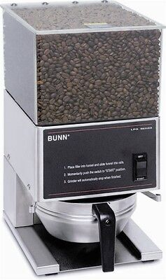 Bunn LPG Low Profile Portion Control Coffee Grinder SHIPPING AVAILABLE IN US