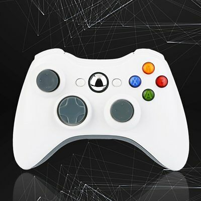 OEM Official Genuine Microsoft xbox 360 Wireless Controller Gamepad - Pure White